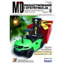 MAGAZYNOWANIE I DYSTRYBUCJA 6/12 E-WYDANIE (wersja elektroniczna)