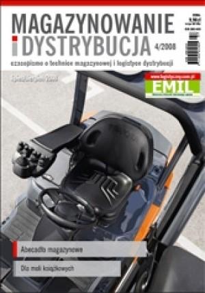 Magazynowanie i Dystrybucja 4/2008 E-WYDANIE (WERSJA ELEKTRONICZNA)