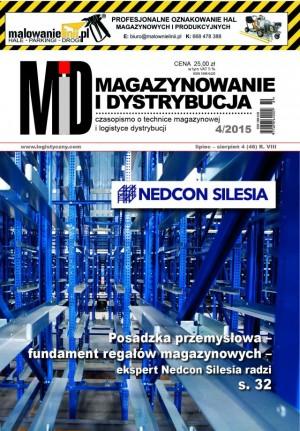 Magazynowanie i Dystrybucja 4/2015